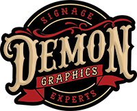 Demon Graphics | Signage Experts